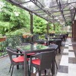 Летняя терраса ресторана «Европейский»