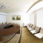 Бизнес-центр гостиничного комплекса Европейский
